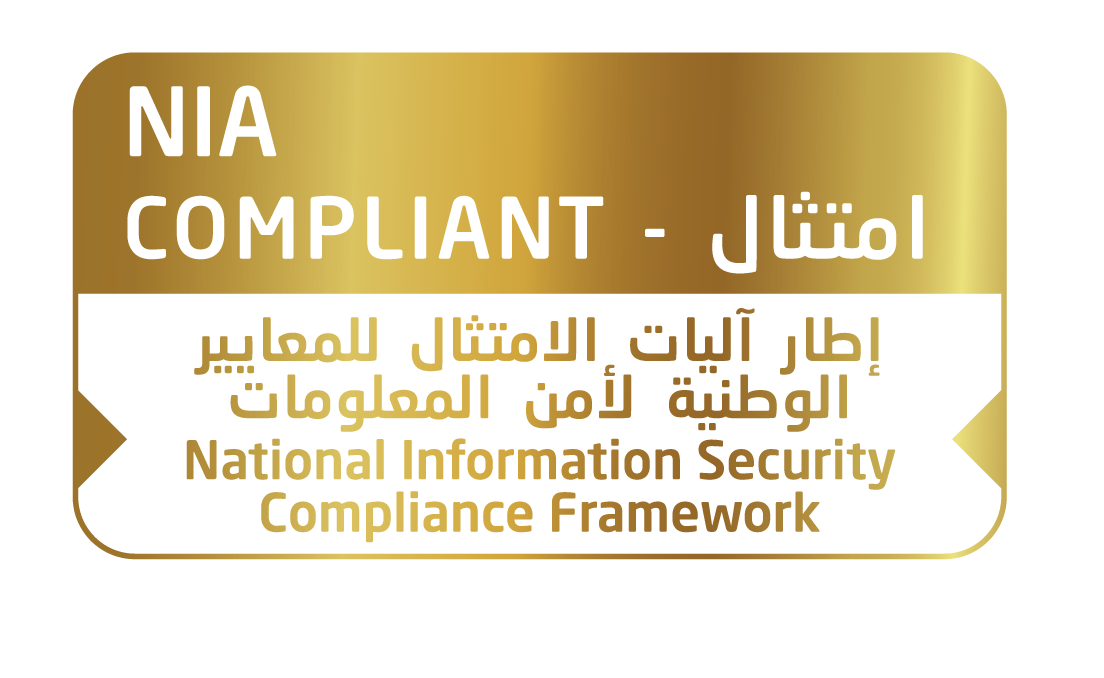 Sample Seal for NIA Compliant Organisation